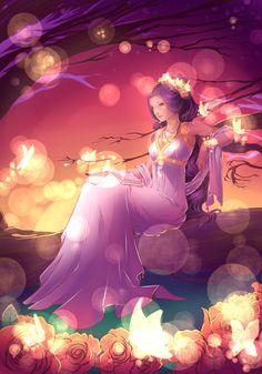 Scarlett by rika-dono.deviantart.com on @deviantART