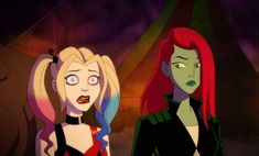 Poison Ivy Cartoon, Poison Ivy Dc Comics, Poison Ivy Batman, Batman Comic Art, Gotham Batman, Batman Robin, Harley Quinn Drawing, Joker And Harley Quinn, Superman The Animated Series