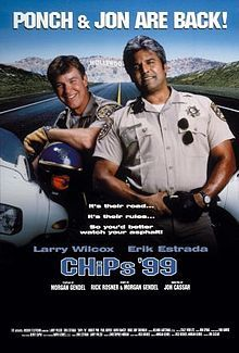 """Erik Estrada never held a motorcycle license while starring as a motorcycle patrol officer on """"CHiPs"""". He only later received one (after three attempts) when preparing for a reality show. Larry Wilcox, Chips 99, 70s Tv Shows, Cop Show, 80s Tv, Cinema, Classic Tv, Classic Movies, Vintage Movies"""