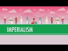 Imperialism: Crash Course World History #35 - YouTube