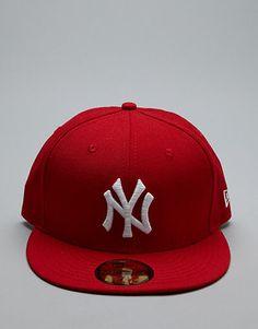 New Era 59 FIFTY NY Baseball Cap d54ba82599c7