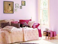 Claves para decorar con el color más romántico, el rosa