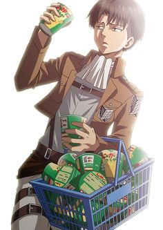 No Levi too much ramen<<<There is NEVER too much ramen