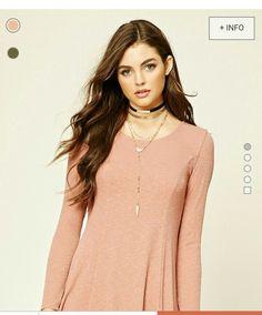 Hey guys it's a short knit dress.