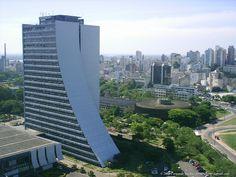 Centro Administrativo  - Porto Alegre, RS, Brasil