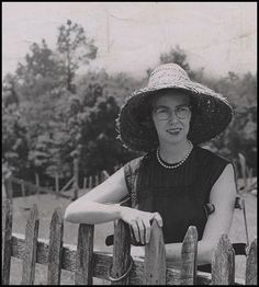 """""""The truth does not change according to our ability to stomach it."""" ― Flannery O'Connor. O'Connor reads """"A Good Man is Hard to Find."""" http://www.openculture.com/2012/05/rare_1959_audio_flannery_oconnor_reads_a_good_man_is_hard_to_find.html"""