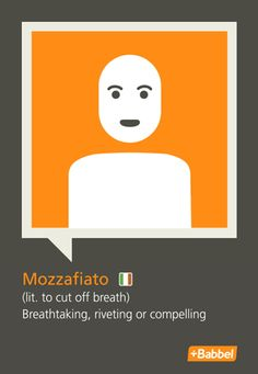 8 Italian Words We Should Be Using in English http://www.babbel.com/en/magazine/favorite-italian-words?slc=engmag-a28-info-in5-favoriteitalianwords-tb&utm_content=buffer9b329&utm_medium=social&utm_source=pinterest.com&utm_campaign=buffer