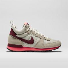 Nike Internationalist Mid  beige burgundy pink... mhhhh.