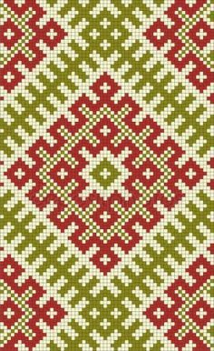 Cross Stitch Geometric, Cross Stitch Bird, Cross Stitching, Cross Stitch Patterns, Inkle Weaving, Inkle Loom, Tapestry Crochet Patterns, Knitting Patterns, Knitted Mittens Pattern