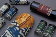 Piatta Deli (Student Project) on Packaging of the World - Creative Package Design Gallery
