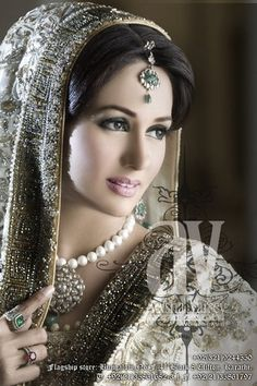 Pakistani Bridal Make Up!