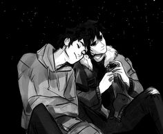 Percy, can you fall in love with Nico, please?