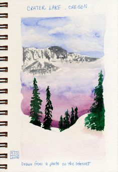 Carol Elder - Workshop 3, Watercolor Sketching & Journaling