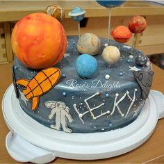 provocative-planet-pics-please.tumblr.com Happy birthday to my #little #scientist! #cake #planets #sun #astronaut #spaceship #nasa #space #stars #blue #love #homemade #handmade #edible #food #sweets #birthday #celebration #boys #fondant #vanilla #chocolate #dubai #uae by rosesdelights8 https://instagram.com/p/-WoMUcrLtt/