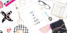 Oh Tilly Styled Stock Photography | Styled Stock Photography's Little Black Book