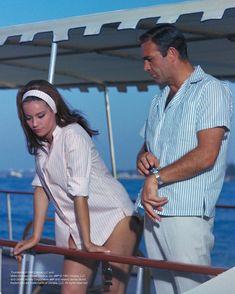 Why Marriages Fail, Sean Connery James Bond, Sean Connery Movies, Claudine Auger, James Bond Movies, Bond Girls, Old Money, Cinema Film, Koh Tao