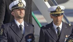 India and Italy should work toward an agreement to allow an Italian marine to return home while an arbitration process continues in the fatally shootings of two Indian fishermen in a tribunal said Tuesday. Times Of India, Supreme Court, Marines, Two By Two, To Go, Coast, World, Kerala, Palazzo