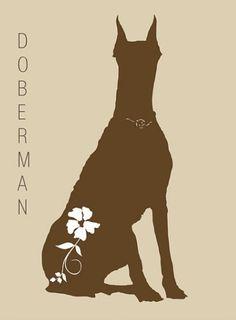 Doberman.