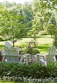 Depósito Santa Mariah: Jardins