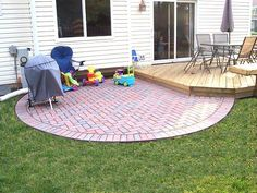 Patio Ideas On A Budget | Paver Patio in Lake Zurich, IL - Patios & Hardscapes Photo Gallery ...