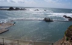cornwall uk wild pools - Google Search