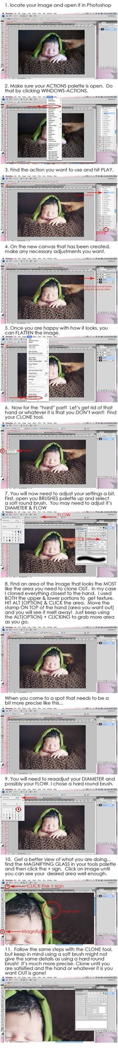 Using the CLONE tool & PATCH tool… my new best friend! » Corina Nielsen Photography & Designs Blog