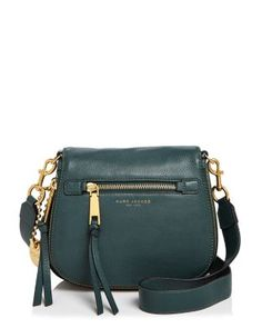 MARC JACOBS Recruit Small Saddle Bag   Bloomingdale's