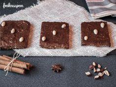 Glutenfreie Lebkuchen mit Kokosblütenzucker & Cranberries, freiknuspern - Rezepte für Allergiker