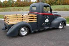 40 Ford Pickup Rat Rod | by sierradawn312