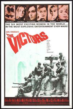 The Victors - UK/USA (1963) Director: Carl Foreman