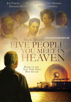 Shop Mitch Albom's The Five People You Meet in Heaven [DVD] at Best Buy. Find low everyday prices and buy online for delivery or in-store pick-up. Marilyn Film, Secondhand Lions, Flight Of The Conchords, Jon Voight, Mitch Albom, Perspective On Life, The Five, Life Is Hard, Cool Things To Buy