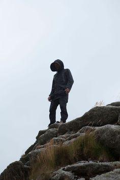 Griffin SS15  #Climbing #Bouldering #SnorkelHood #Snorkel #Hood #Parka #Menswear #Military #fashion #freedom #eco #sustainability #sustainable #luxury #British #MadeinItaly #sportswear #outdoors #Dartmoor #LoveLife