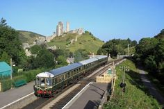 Swanage Railway Photo: Weymouth and Portland Sailing Academy (Picture: Andrew P.M. Wright)