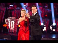Fiona Fullerton & Anton dance to 'View To A Kill' - Strictly Come Dancing 2013 Week 1 - BBC One