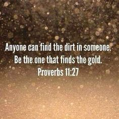 Find the good in any situation