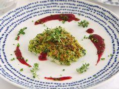 Kabeljaufilet mit Kräuter-Meerrettich-Haube ist ein Rezept mit frischen Zutaten aus der Kategorie Meerwasserfisch. Probieren Sie dieses und weitere Rezepte von EAT SMARTER!