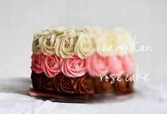 neapolitan-rose-cake