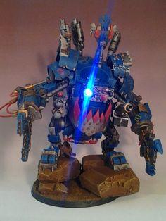 Blue Ork Group Dread