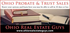 Montgomery County Ohio Probate Real Estate: Understand the probate process and how to sell a home that is currently in Montgomery County Probate Court.