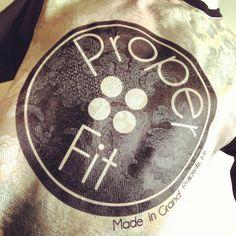 ProperFit clothing handmade in Grand Rapids Michigan USA. #properfit #proper #clothing #fashion #style #apparel #diy #designer #follow #new