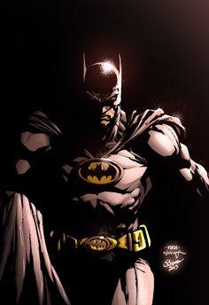 Batman. Classic Batman.