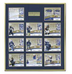 Winnipeg Blue Bombers - Inaugural Season Tickets In: Custom Framing - Custom Framing Examples Winnipeg Blue Bombers, Custom Framing, Picture Frames, 1, Seasons, Baseball Cards, Pictures, Portrait Frames, Photos