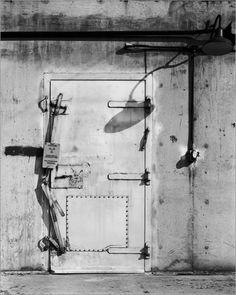 Gable Mountain Plutonium Vault, Hanford Nuclear Reservation, WA 1945.  Hanford, WA, Richland, WA