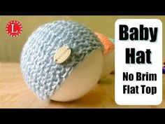 How to Loom Knit Baby Hat on a Round loom (Newborn) Seed Stitch - YouTube
