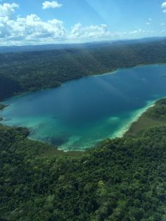 Laguna de Lacanja, Chiapas