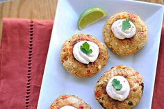 Could be YF with a little work.  It's an interesting idea. - Chipotle Chicken Croquettes with Spicy Mustard Sauce