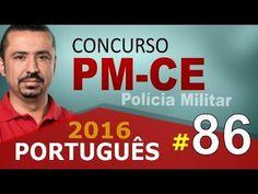 Concurso PM CE 2016 PORTUGUÊS - Polícia Militar do Ceará # 86