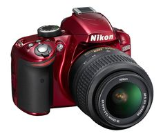 Nikon D3200 - 24.2 MegaPixel DSLR Camera - Hey, Terry. This is what I want for Christmas. :)