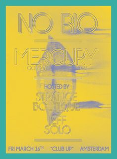 Poster Design by Nicole Martens