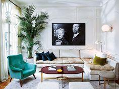 Zona de estar: el salón